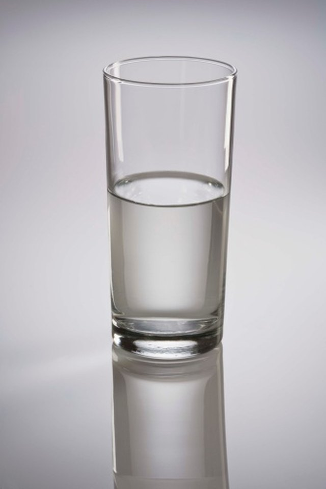 How To Drink Water With High Ph Livestrong Com