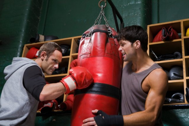 Which Gloves to Use on a Heavy Bag