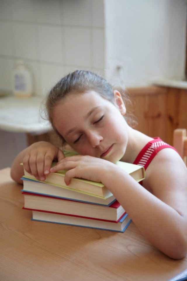 Extreme Fatigue in Children | Livestrong.com
