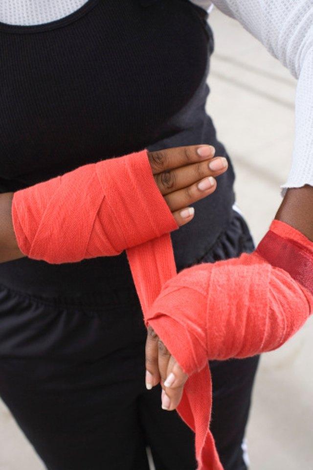 Boxing & Hand Pain
