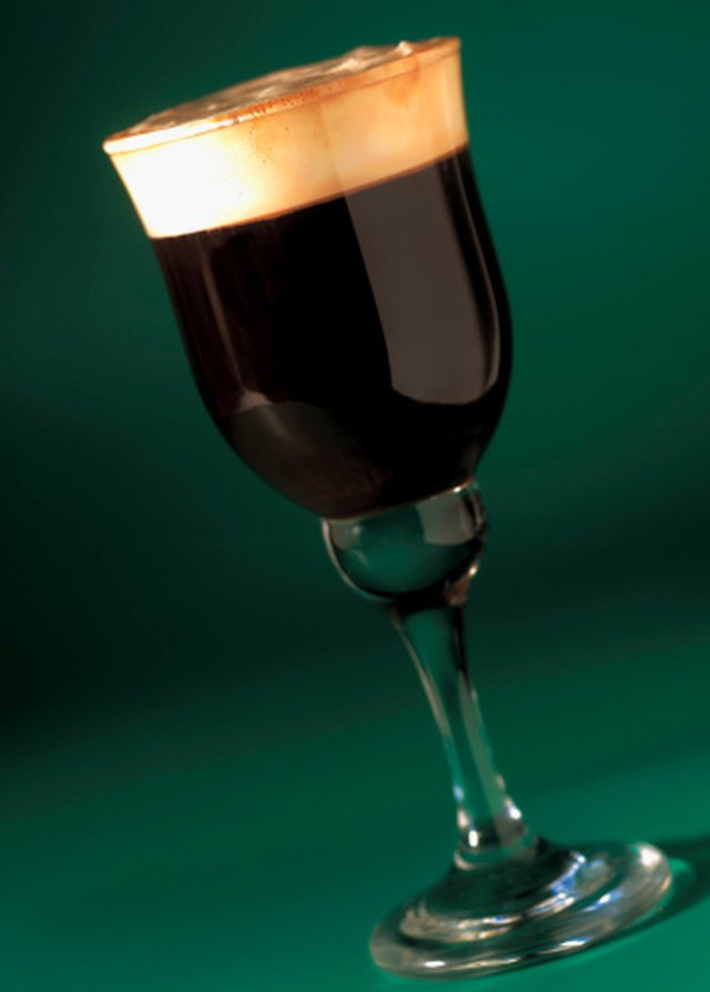 The Calories in Coffee Liqueur