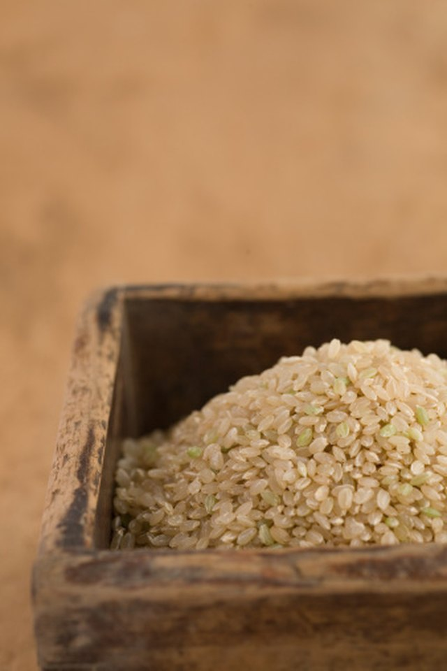 What Are the Health Benefits of Rice Flour?