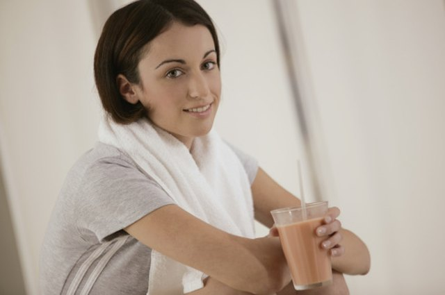 Protein Shakes & Low Carb Diet
