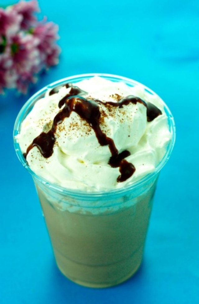 How Many Calories Does a Frappuccino Have?