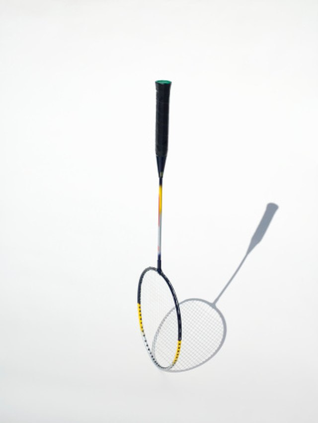 Top 10 Badminton Rackets | Livestrong.com