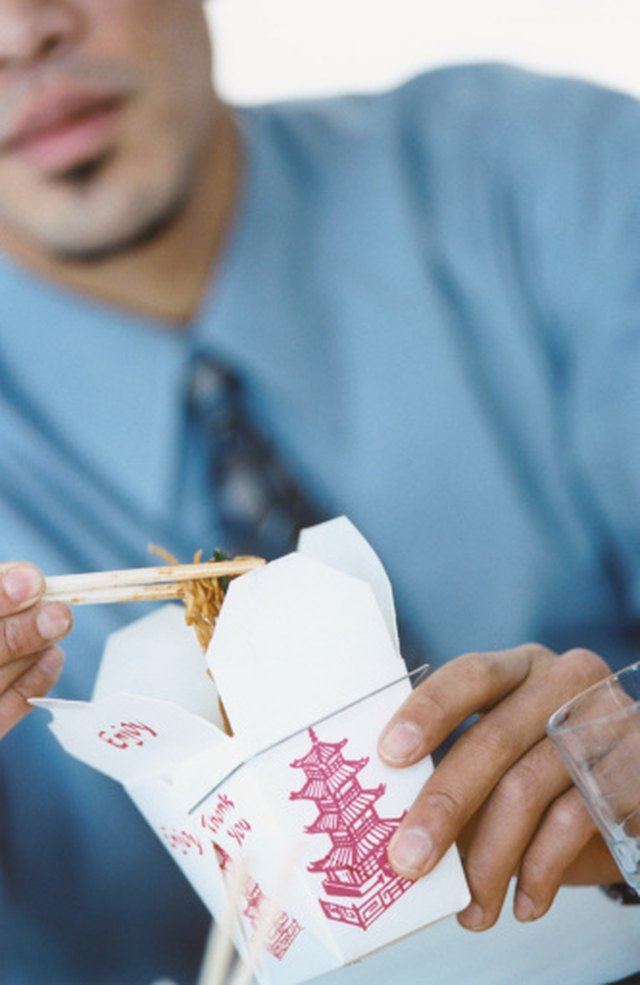 Chinese Take Out Calories