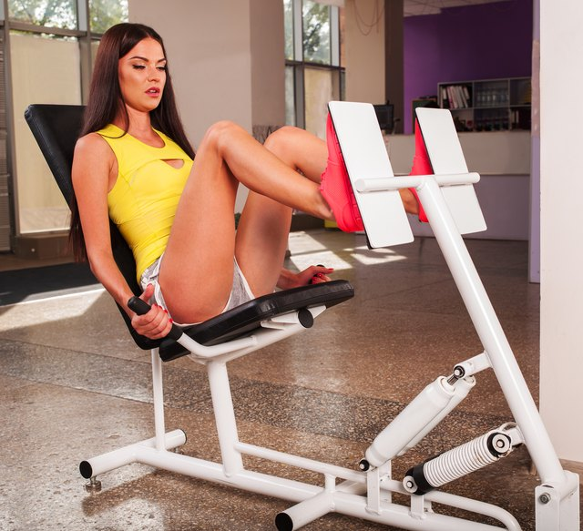 Is the Leg Press a Good Machine to Use?