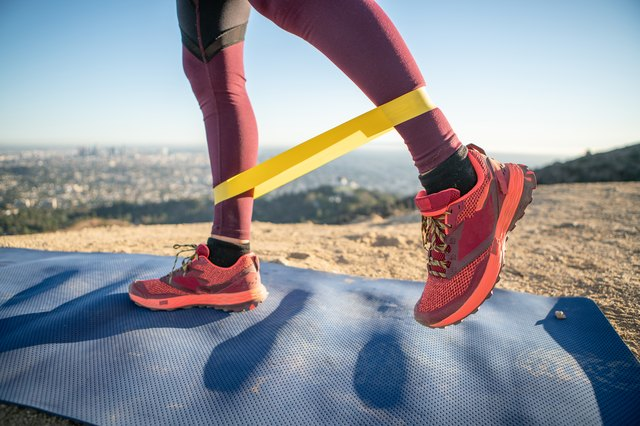 13 Do-Anywhere Resistance Band Exercises for a Stronger Butt | Livestrong.com