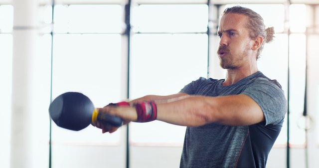 Try This Kettlebell Circuit if Your Usual Workouts Feel Too Easy
