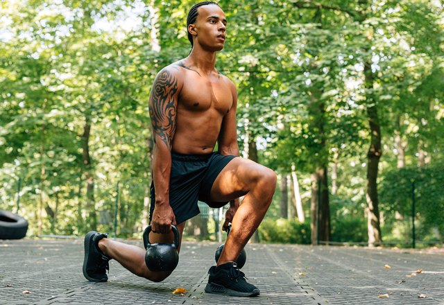 The Only 5 Kettlebell Exercises You Need for a Stronger Butt