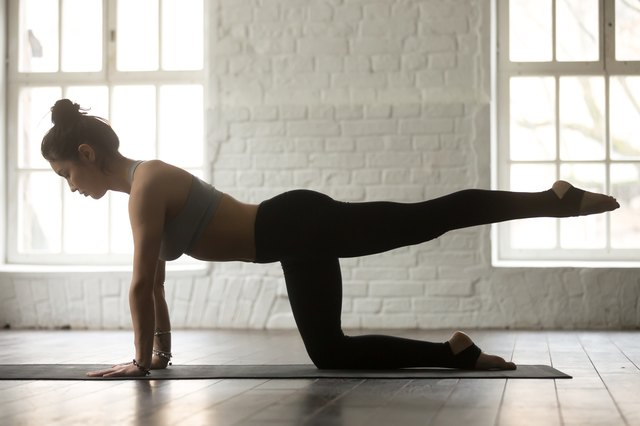 Exercises to Strengthen the Sacroiliac Joint
