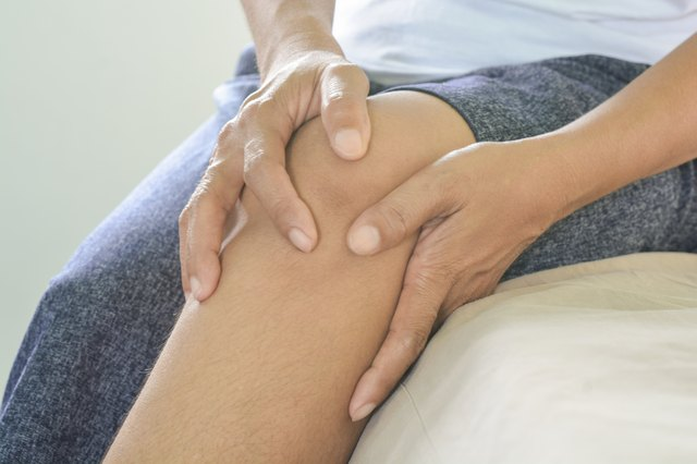 Vitamin Deficiency and Leg Pain | Livestrong.com