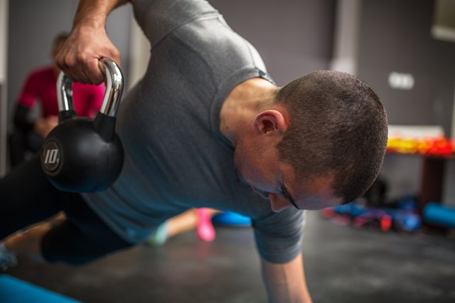The Only 6 Kettlebell Exercises You Need for a Sculpted Core