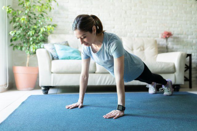 This 20-Minute Push-Up Workout Will Ignite Your Entire Body