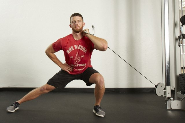12 Cable-Machine Moves That Build Muscle and Torch Calories