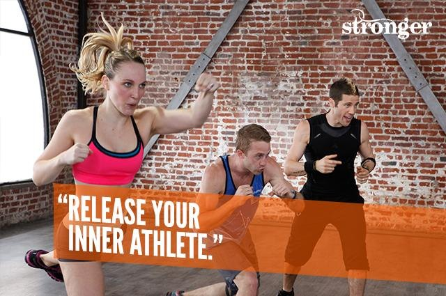 Release Your Inner Athlete.