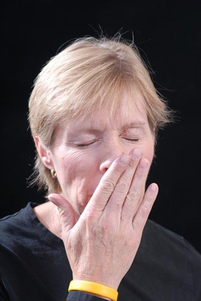 Medical Reasons for Yawning