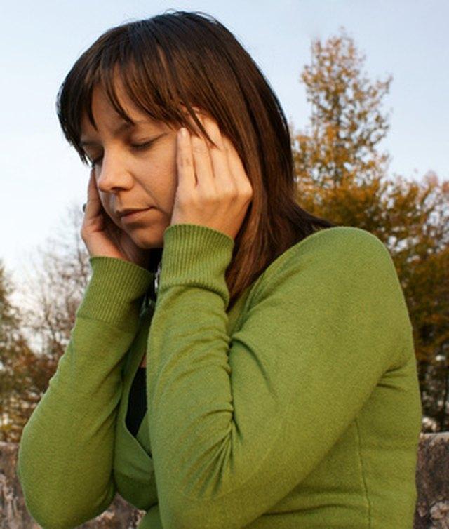 Effects of a Frontal Lobe Stroke