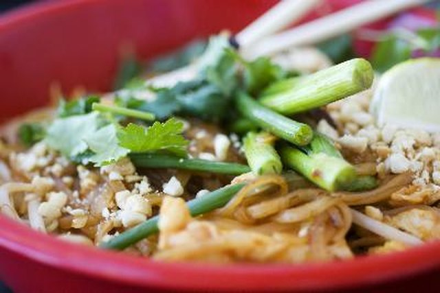Thai Food for Weight Watchers
