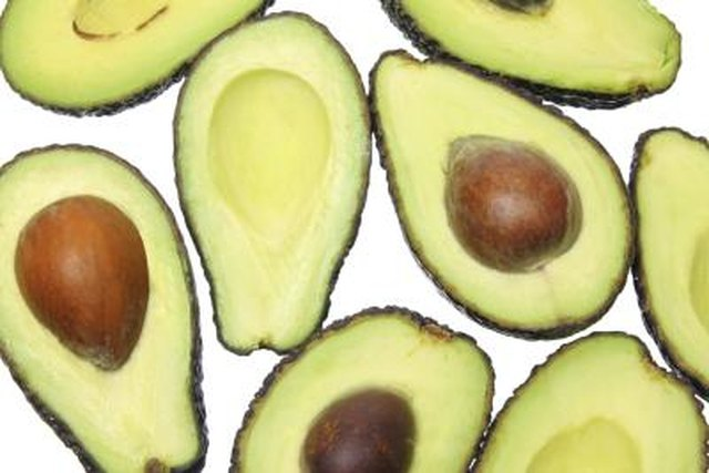 Avocado, the healthy fats, the Atkins diet