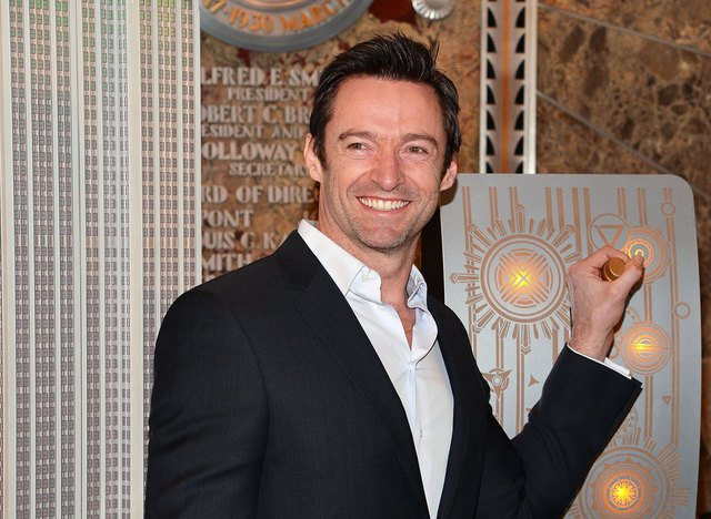 Hugh Jackman And Julie Bishop Light The Empire State Building For Australia Day