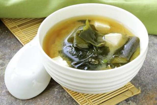 How Many Calories Are in Miso Soup?
