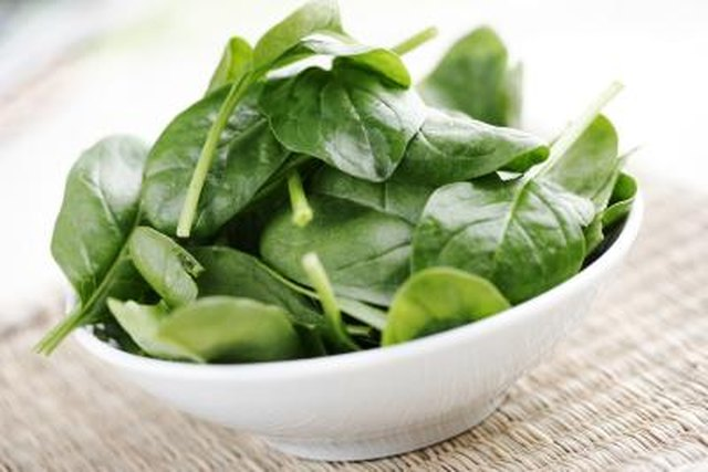 How Much Protein is in Spinach?