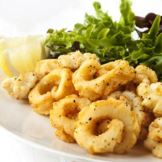Can You Eat Calamari When You're Pregnant?