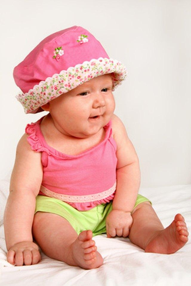 Neck Development in Babies