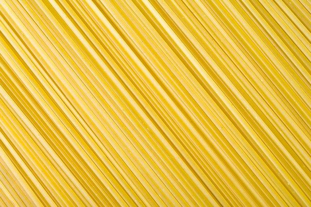 Close-up of dry pasta