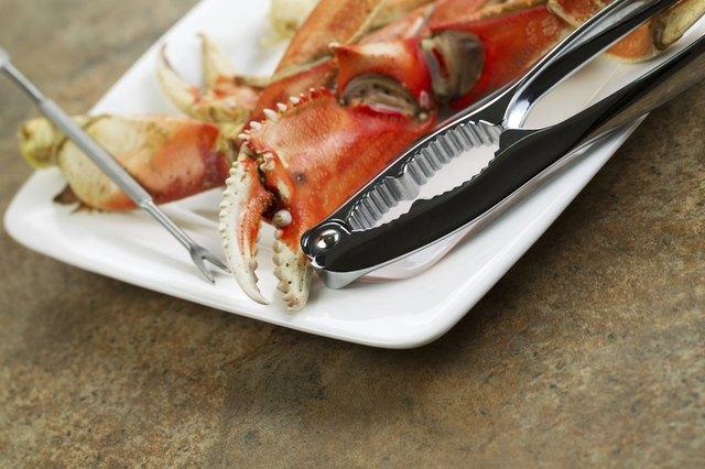 Freshly Cooked Crab