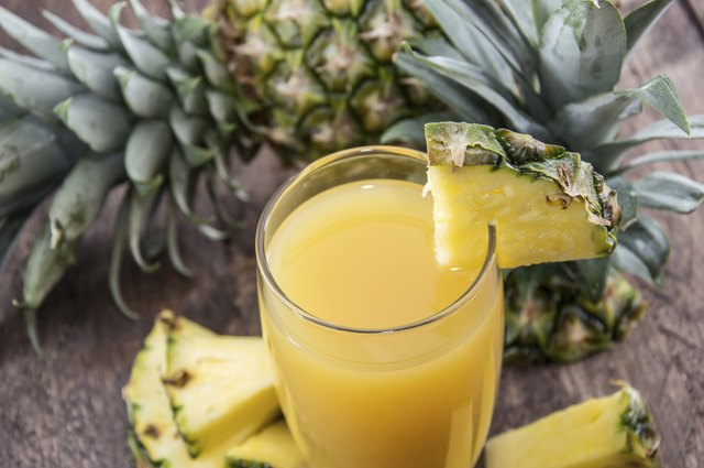 Pineapple Juice & Pregnancy