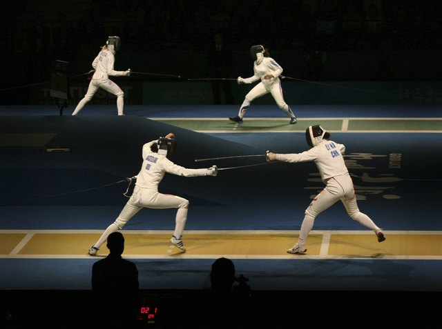 Fencing-Play