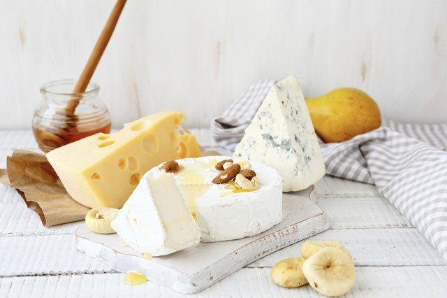 What Raw Cheese Has Probiotics?
