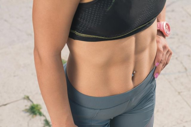 How to Get Six-Pack Abs Without Working Out.