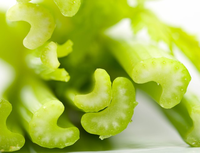 The Effects of Celery on Blood Glucose