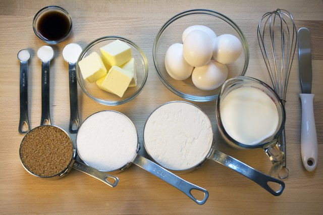 Baking Soda Vs. Cream of Tartar