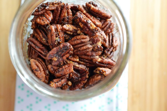 spiced pecan nuts