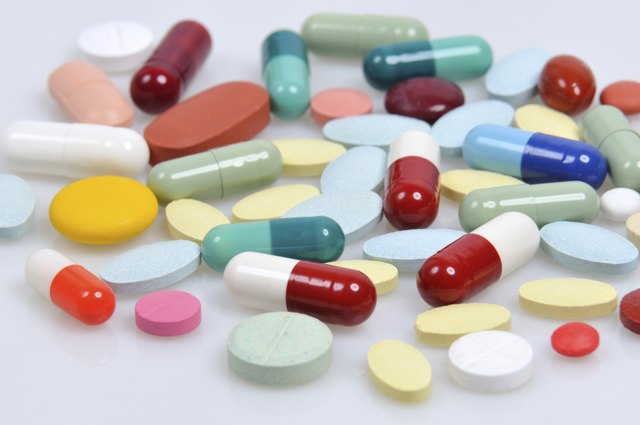 How to Dispose of Old Vitamins