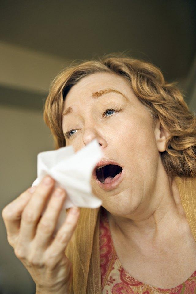 Allergies and Chronic Phlegm