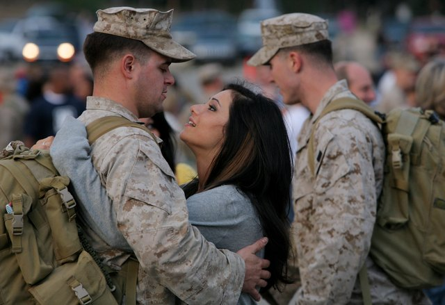 How to Date a Marine