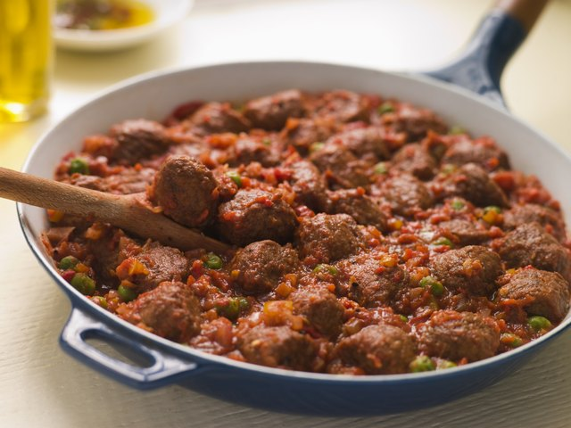 How to Broil Meatballs