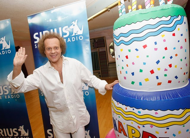 Richard Simmons Hosts A Weekly Show On SIRIUS
