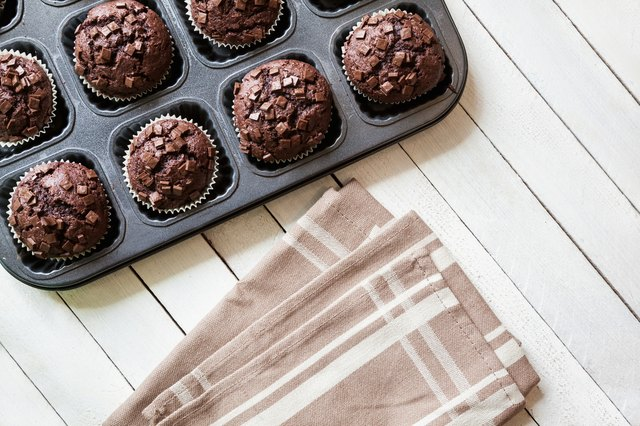 Delicious Chocolate Muffins