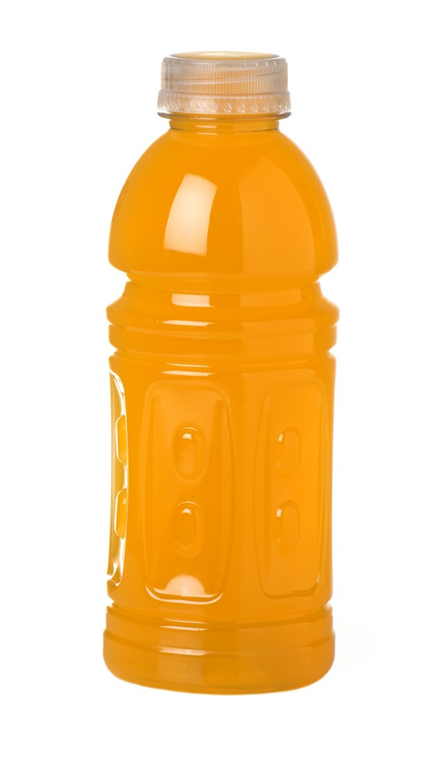 Sports Drink Orange Flavor
