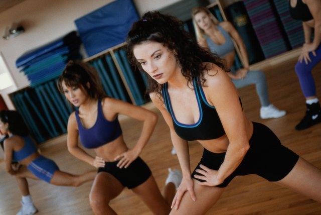 Exercises to Tighten Inner Thighs & the Butt