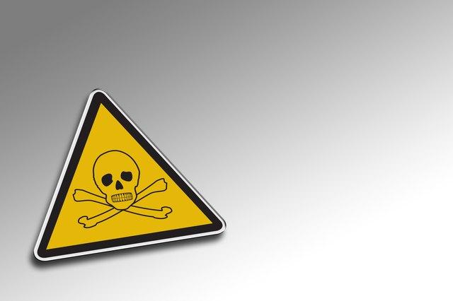 Warning Chemical
