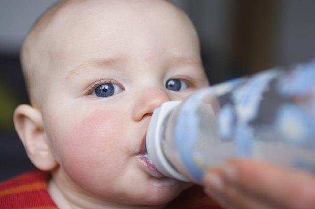 How to Break a Nighttime Bottle Habit