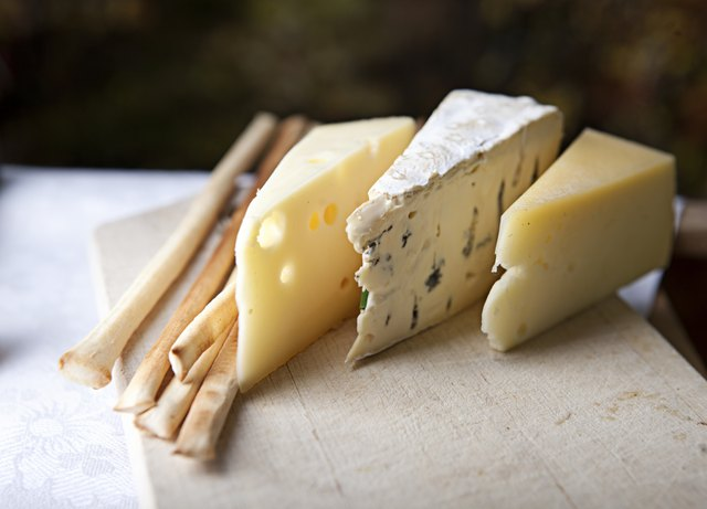 Cheese and Grissini