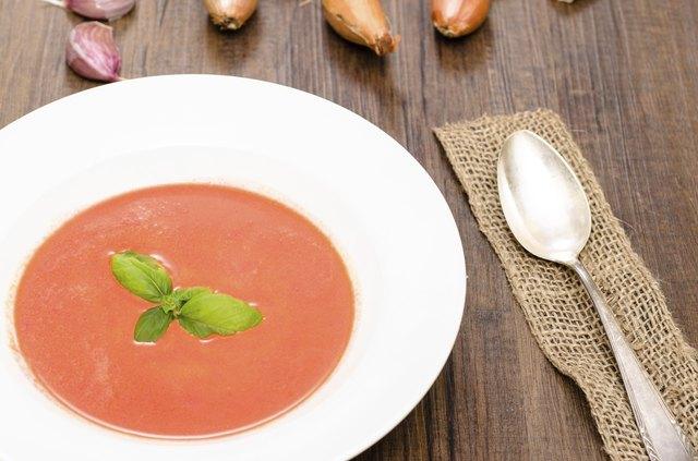 Tomato Soup Benefits